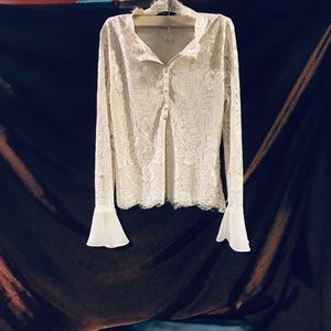 Lovely Victorian style button down
